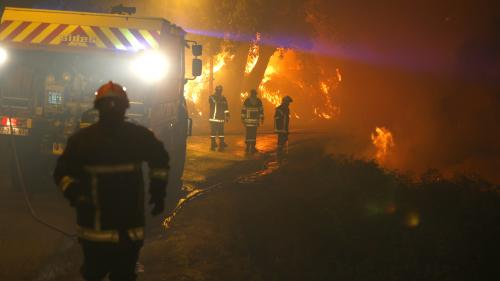DIRECT. Incendies : 20 pompiers et policiers blessés ou intoxiqués dans le Var et en Haute-Corse