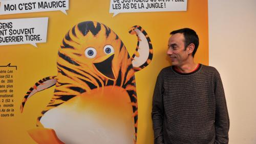 """Les As de la jungle"", un dessin animé 100% made in France"