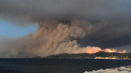 DIRECT. Incendies : le Premier ministre Edouard Philippe va se rendre dans le Var dans la soirée