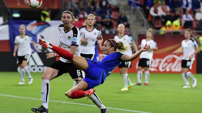 Match foot feminin france usa