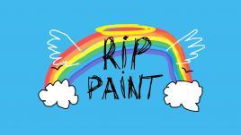 VIDEO. Paint est mort, une certaine idée de l'art aussi