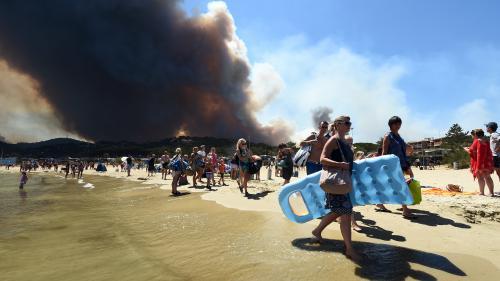 DIRECT. Incendies : les flammes font rage dans le Var, des départs de feu dans les Bouches-du-Rhône