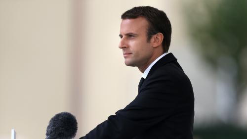 Popularité : l'éphémère état de grâce d'Emmanuel Macron