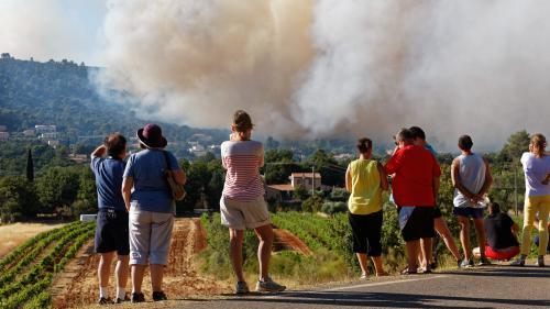 Biodiversité, pollution, tourisme : trois conséquences des incendies dans le sud-est de la France