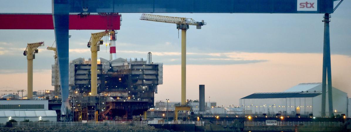 News sur la navale mondiale (les chantiers de constructions navales-dont chantiers STX stNaz) - Page 9 12981455