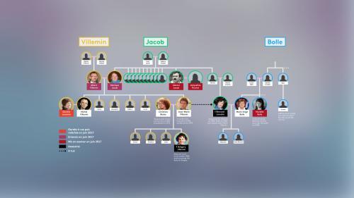 INFOGRAPHIE. Affaire Grégory : comprendre les liens familiaux entre les personnages clés en un coup d'œil