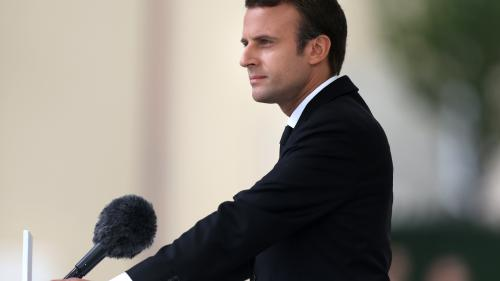 """La mise en place de Hotspots en Libye n'est finalement """"pas possible"""" cet été comme l'avait annoncé Emmanuel Macron"""