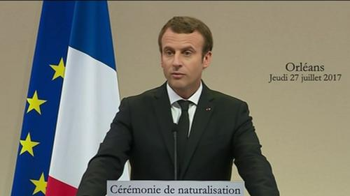 """La France va créer des """"hotspots"""" en Libye cet été pour examiner les demandes d'asile"""