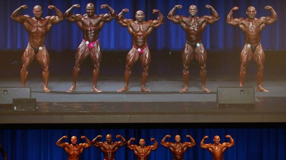 Les Pourquoi. Pourquoi les bodybuilders ne gagnent-ils jamais aucune ... 77f327bc283