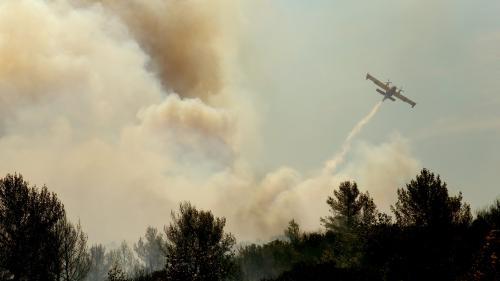 Incendies dans les Bouches-du-Rhône : un homme mis en examen, deux mineurs placés sous le statut de témoin assisté