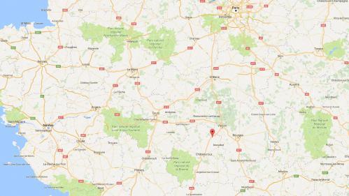 Indre : sept migrants retrouvés en état d'hypothermie dans un camion frigorifique sur l'A20