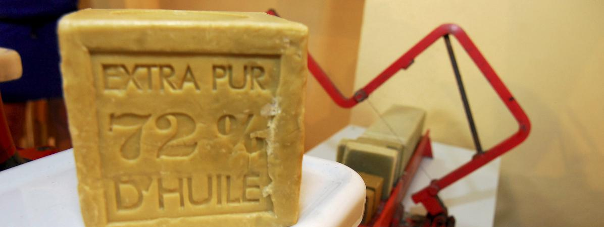 Le savon de marseille un produit souvent mal copi que les professionnels so - Union des professionnels du savon de marseille ...