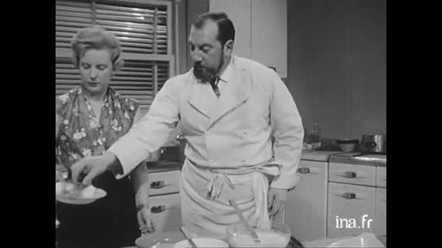 L 39 histoire la carte raymond oliver le cuisinier de la for Cuisinier oliver