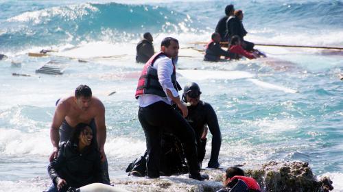 Migrants : près de 50 morts au large du Yémen, jetés à la mer par leurs passeurs