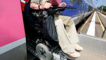 """Avignon : """"oubliée"""" dans un train, une femme en fauteuil roulant fait 1 000 km de plus pour rentrer"""