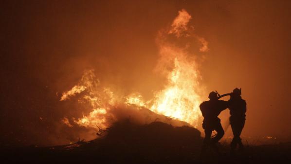 nouvel ordre mondial | Corse : 2 000 hectares ravagés par les flammes