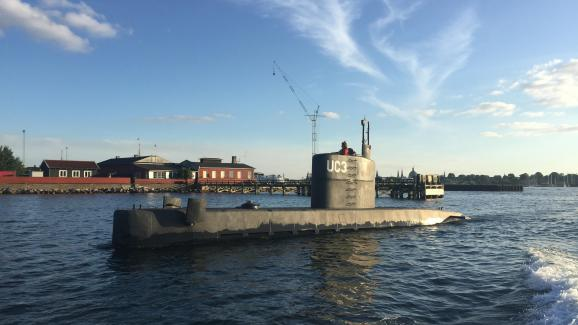 Enigmatique disparition d'une journaliste en reportage dans un sous-marin