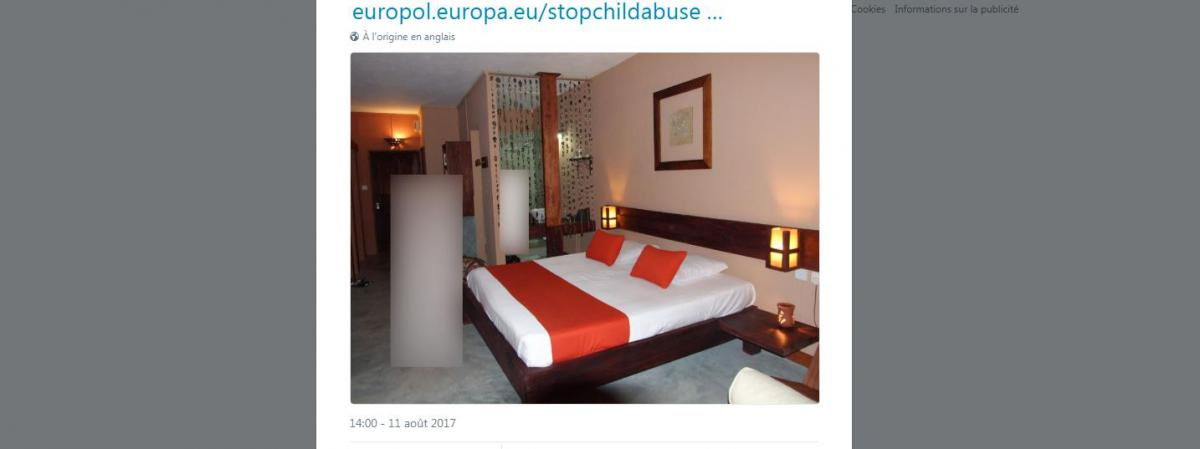 O se trouve cette chambre d 39 h tel l 39 appel d 39 europol pour r soudre une affaire d 39 abus sexuel - Avocat commis d office pour mineur ...