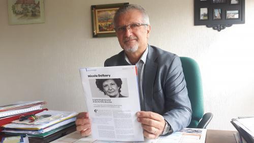 Que deviennent la commune de Désertines et son maire après avoir touché un legs de 300 000 euros?