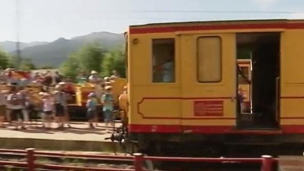 Le train jaune, plus de cent ans de belles histoires