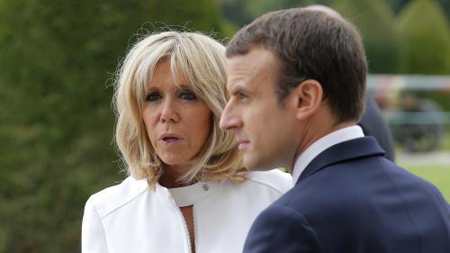 """Brigitte Macron confirme qu'une """"charte de transparence"""" précisera son rôle de Première dame"""