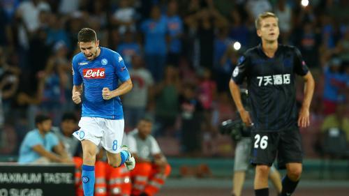 Ligue des Champions : des Niçois impuissants s'inclinent à Naples (2-0) et perdent deux joueurs avant le barrage retour