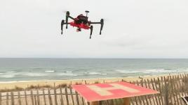 Australie : des drones pour protéger les nageurs
