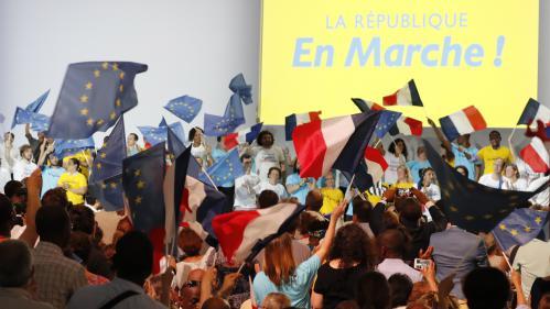 Les nouveaux statuts de La République en marche adoptés à une large majorité