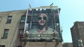 États unis : le retour de la publicité peinte sur les murs