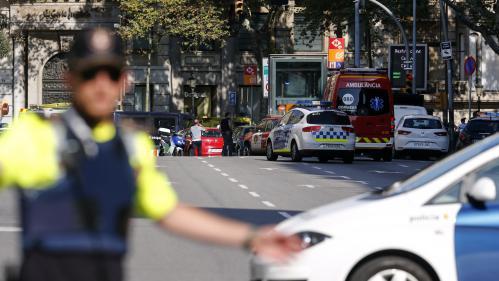Attentat de Barcelone : deux hommes arrêtés, aucun n'est le conducteur de la camionnette