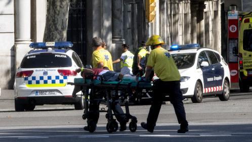 Ce que l'on sait de l'attaque à la camionnette dans le centre-ville de Barcelone