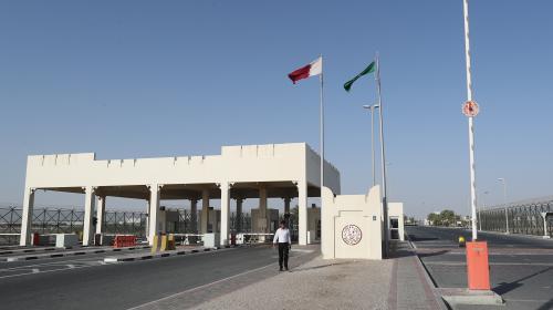 L'Arabie saoudite rouvre sa frontière avec le Qatar avant le pèlerinage de La Mecque