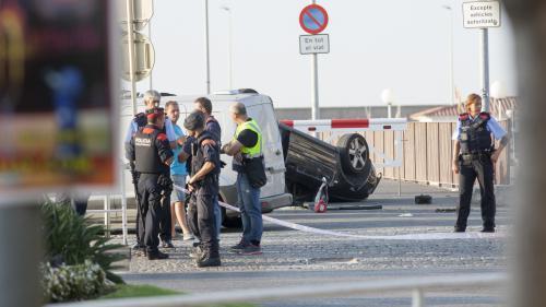 Attentats en Catalogne : trois des assaillants abattus à Cambrils ont été identifiés