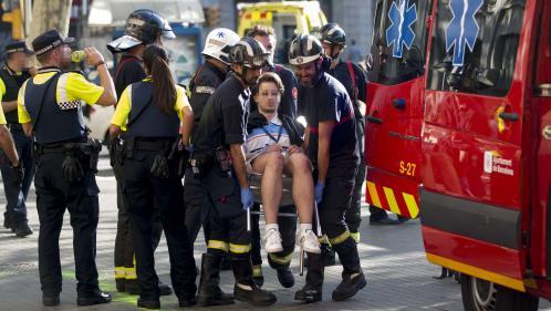 Qui sont les victimes des attentats qui ont fait au moins 14 morts en Catalogne?