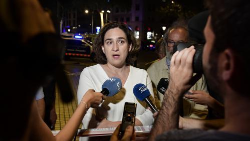 """Attentat de Barcelone : """"Nous ne pouvons pas emplir la ville de barrières"""", se défend la maire"""