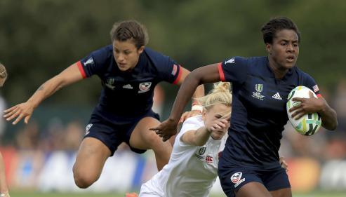 Système D et contrats précaires, la dure condition des joueuses de rugby au Mondial
