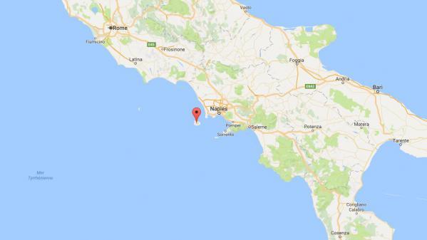 Italie : au moins un mort dans un tremblement de terre sur l'île d'Ischia