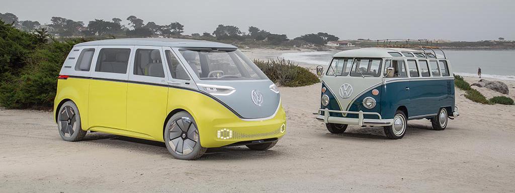 Une Nouvelle Version Du Mythique Combi Volkswagen Prendra