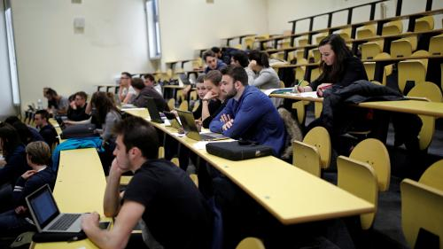 """Admission post-bac: """"On sera beaucoup plus opérationnels l'année prochaine"""", prévient un président d'université"""