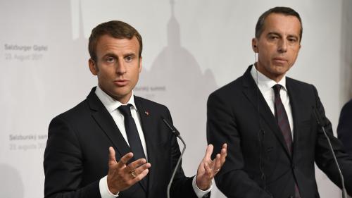 Travailleurs détachés : Emmanuel Macron veut lutter contre le dumping social