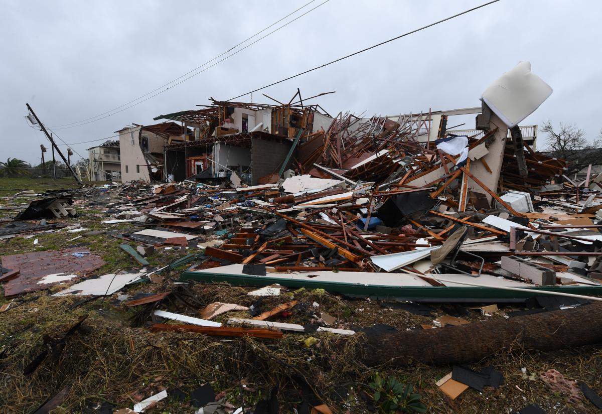 Direct Texas L Impact De La Temp 234 Te Harvey Est Le Pire