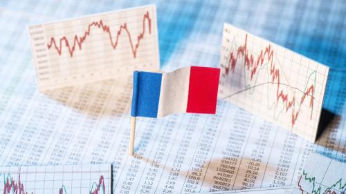 Croissance : la France meilleure élève que l'Allemagne
