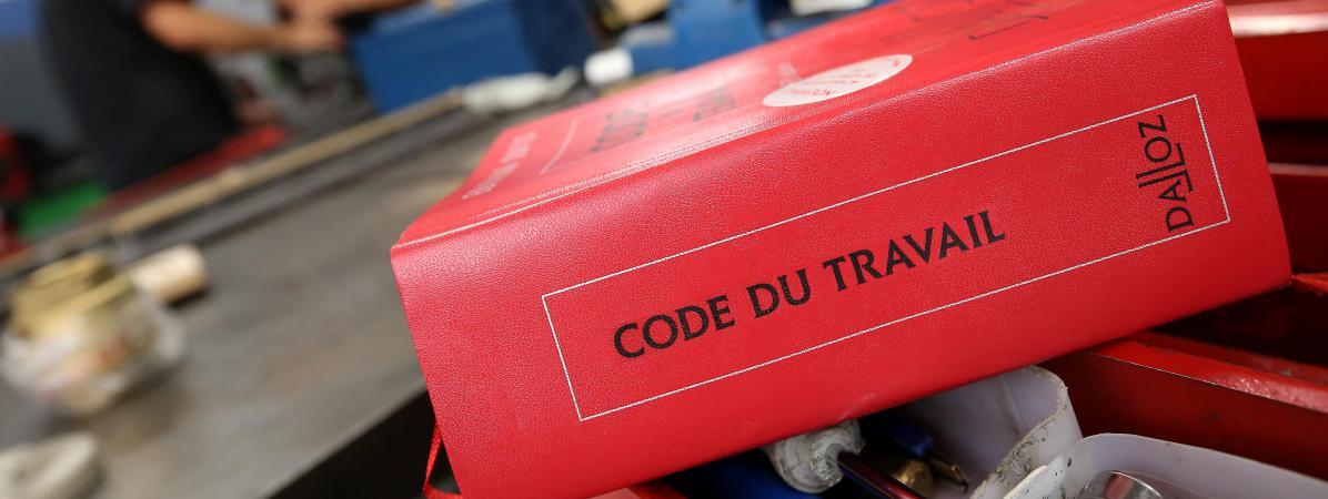 La réforme du Code du travail a été dévoilée jeudi 31 août. Image d\'illustration.