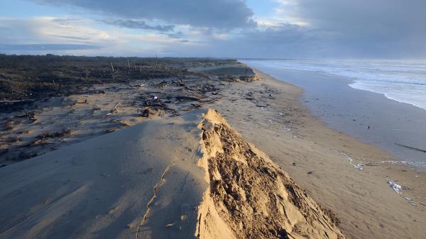 Environnement : comment lutter contre l'érosion des côtes françaises ?
