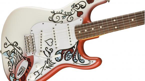 La réplique fabriquée par Fender, sortie le 15 août 2017