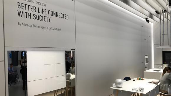 nouveau monde la maison du futur se d voile au salon ifa de berlin. Black Bedroom Furniture Sets. Home Design Ideas