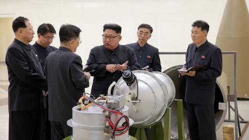 Corée du Nord : de quelle menace nucléaire dispose le pays ? Nouvel Ordre Mondial, Nouvel Ordre Mondial Actualit�, Nouvel Ordre Mondial illuminati