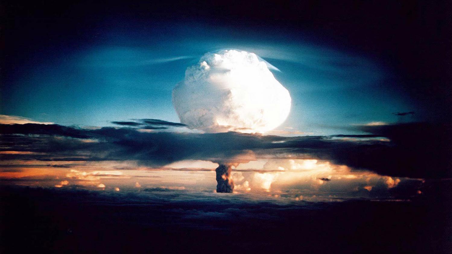 """Résultat de recherche d'images pour """"Corée du Nord: le risque d'un nouvel Hiroshima?"""""""