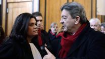 """Pour Mélenchon, Garrido concentre """"la hargne"""" de """"la caste"""" médiatique"""