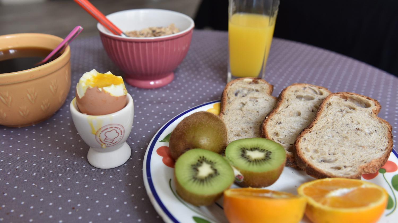 Des petits déjeuners gratuits dans le lycée d'Argenteuil